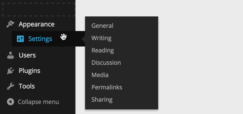reorder-admin-menu